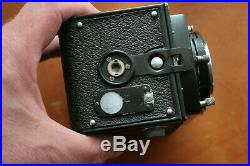 Rolleicord II F3.5 Zeiss lens, 120 TLR Camera, Film Tested! Sharp Lens! Cool
