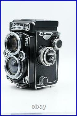 Rolleiflex 2.8E TLR Twin Lens Reflex Camera DUMMY #321