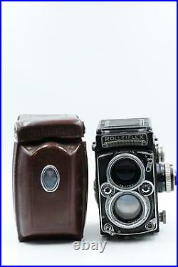 Rolleiflex 2.8E TLR Twin Lens Reflex Camera withZeiss Planar 80 f/2.8-E #506