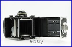 Rolleiflex 2.8F TLR Twin Lens Reflex Camera withPlanar 80mm f/2.8-F #816