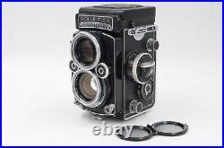 Rolleiflex 2.8F TLR camera with Planar taking lens. Some issues