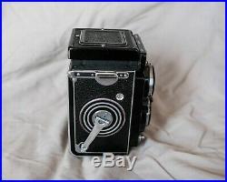 Rolleiflex 3.5E TLR Camera Xenotar 75mm f/3.5 Lens
