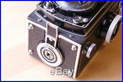 Rolleiflex 3.5E2 with Schneider Xenotar 75mm F3.5 lens PERFECT WORKING
