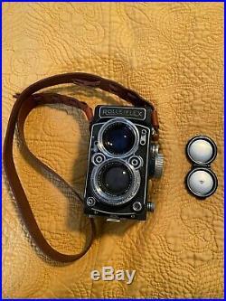 Rolleiflex 80mm f2.8 Schneider lens