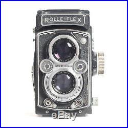 Rolleiflex Automat K4B f3.5 Model 4 Carl Zeiss Tessar 75mm f3.5 lens (2425BL)