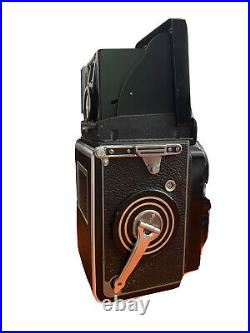 Rolleiflex DBP DBGM f2.8 Twin Lens Camera