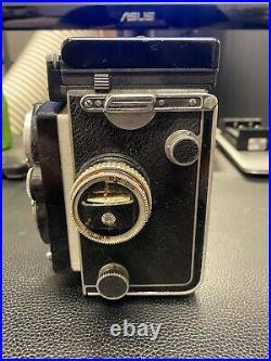 Rolleiflex E2 Schneider Xenotar Lens 75mm F3.5