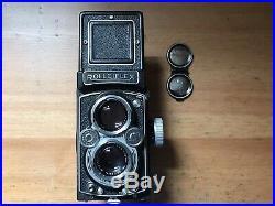 Rolleiflex MX-EVS with Original Lens Caps