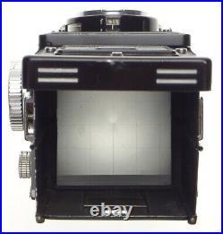 Rolleiflex Model T medium format TLR camera with Zeiss Tessar 13.5 f=75mm lens