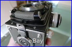 Rolleiflex Rollei T Twin Lens Reflex camera, Tessar 75mm, Beautiful Condition