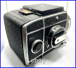 Rolleiflex SL66 Camera Serial #2916169 With Zeiss 80mm Lens Made in Germany