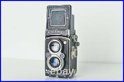 Rolleiflex TLR Camera with Tessar 13.5 Lens f= 75 mm
