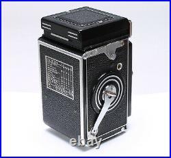 Rolleiflex Tessar 75mm F/3.5 T Lens 6x6cm Tlr Camera