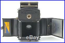 SALEEXC+++++Voigtlander Superb TLR Skopar lens 75mm f/3.5 From Japan 610