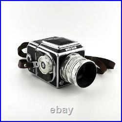 Salut Industar-29 2,8/8cm Lens Vintage 120 Film Camera Medium Format