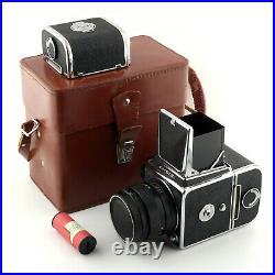 Salut-S Vega-12V 2,8/90mm Lens Vintage Film Camera Medium Format