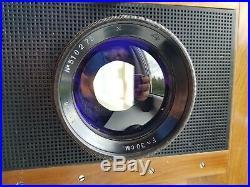 Soviet USSR Large Format wooden camera FKD 18x24 with Lens Industar 13 4,5/300