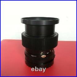 TLS Cine Mod. Mamiya 645. Sekor C 150mm f3.5 N Lens