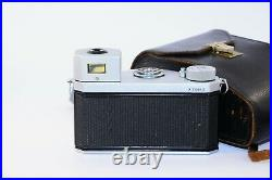 VERY RARE Gorizont Horizont Soviet Vintage Panoramic 35 mm film camera withs lens