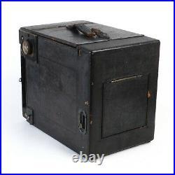 VERY RARE Reflex Camera Co. 5x7 Reflex Camera with Kodak No. 33 7½ f4.5 Lens