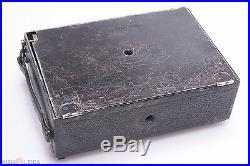 VOIGTLANDER ALPIN STEREO 10X15CM With BERTHIOT ANASTIGMAT 125MM 4.5 LENS