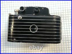 VTG Kodak Bantam Special Art Deco Film Camera withEktar 45mm F2 Compur-Rapid Lens
