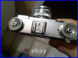 Vintage CARL ZEISS camera & lens lot! FOR PARTS OR REPAIR! READ DESCRIPTION