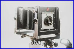 Vintage Calumet View Camera with Carl Zeiss 135mm lens