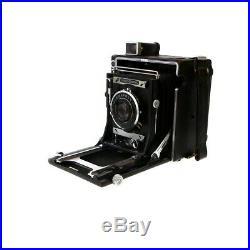 Vintage Graflex Speed Graphic 2x3 Field Camera withKodak Ektar 127mm f/4.7 Lens