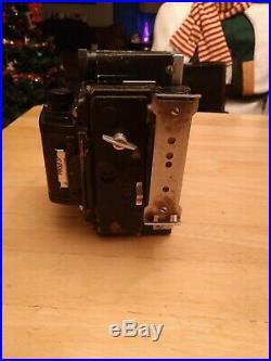 Vintage Graflex Speed Graphic 4 X 5 Camera With Kodak Ektar 101 mm f4.5 Lens ++