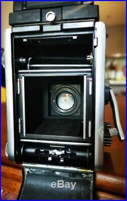 Vintage Mamiya C3 Professional TLR twin lens reflex camera medium format Japan