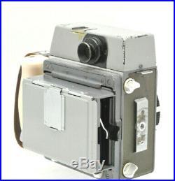 Vintage Mamiya Press Sekor 90mm lens medium format Camera