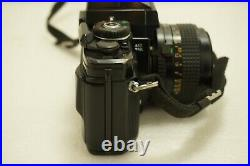 Vintage Minolta X-700 35mm Film Camera with MD 50mm 11.4 Lens