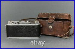 Vintage Rangefinder Camera Leica IIIa D. R. P. 1935 year+Summar F=5cm. 12 Lens