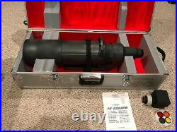 Vintage Rare Sigma APO MF Zoom Camera Lens 350-1200mm F/11 with Case! Clean Glass