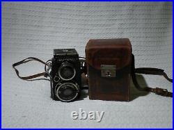 Vintage Voigtlander Superb TLR Camera & Helomar / Skopar Lenses