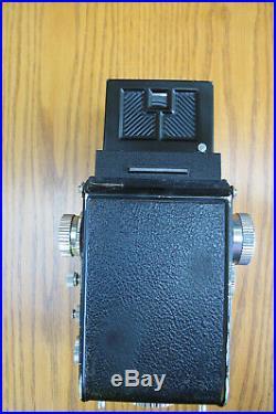 Vintage Yashica-635 TLR 80mm Twin Lens Camera