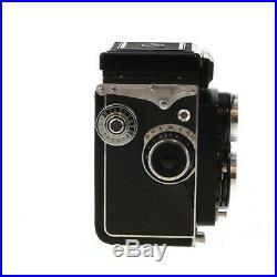 Vintage Yashica B TLR Film Camera With 80mm F/3.5 Lens BG