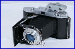 Voigtlander Bessa-I 6x9cm 120 film camera Skopar 105mm f3.5 lens, with rangefinder