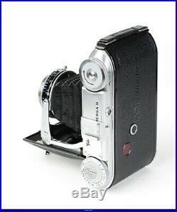 Voigtlander Bessa II RF 6x9 Camera lens ADAPTED Apo Lanthar 4,5/10,5cm ADAPTED