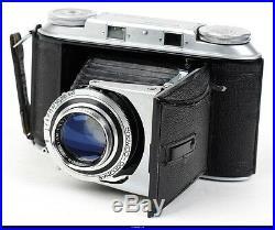 Voigtlander Bessa II RF 6x9 camera Color Heliar lens