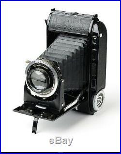 Voigtlander Bessa RF 6x9 camera Heliar 3,5/10,5cm lens