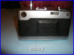 Voigtlander Vitessa 35mm Rangefinder Camera Ultron 12/50 Lense