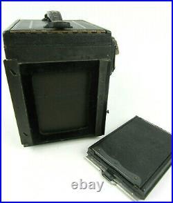 Vtg Antique R. B. Graflex-Series B 3X4 Curtain Aperture Camera ZEISS Kodak Lens