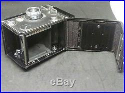 Yashica 24 TLR (220) Medium Format TLR Camera Dual Lens 13.5 12.8 f=80mm
