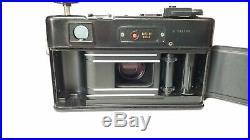 Yashica Electro 35 GTN Classic Black Rangefinder Street Camera f1.7 45mm Lens