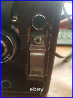 Yashica-Mat Copal MXV Camera 13.2 80mm Lens with original case -Vintage