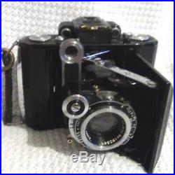 ZEISS IKON Super Ikonta (A) 530 16 on 120 with 13.5/7cm Tessar Lens