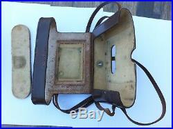 Zeiss Ikon 531/2 folding camera with Novar-Anastigmat 13.5 10.5cm lens with case