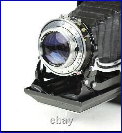 Zeiss Ikon Ikonta 524/2 6x9 RF with 105mm 14.5 Novar Anastigmat lens